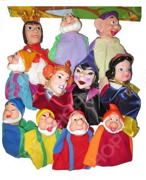 Набор для кукольного театра Shantou Gepai «Белоснежка»