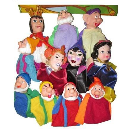 Купить Набор для кукольного театра Shantou Gepai «Белоснежка»