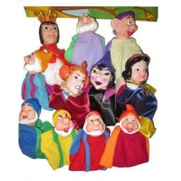 фото Набор для кукольного театра Shantou Gepai «Белоснежка»