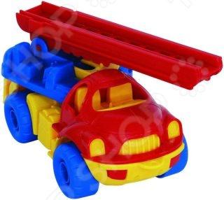 Машинка игрушечная Нордпласт пожарная «Малыш»Машинки<br>Машинка игрушечная Нордпласт пожарная Малыш замечательный образец игрушечной спецтехники с выдвигающимся краном и вращающейся на 360 градусов платформой. Мальчишкам нравится всевозможная техника, не станут исключением и профессиональные автомобили. Машинка подойдет для игры как дома, так и на улице, в песочнице. Машинка готова подарить вашему малышу отличное времяпрепровождение и веселье за игрой. Игра с подобными моделями способствует развитию воображения и повышает любознательность. Сделана из качественных материалов, которые не вредят здоровью ребенка.<br>