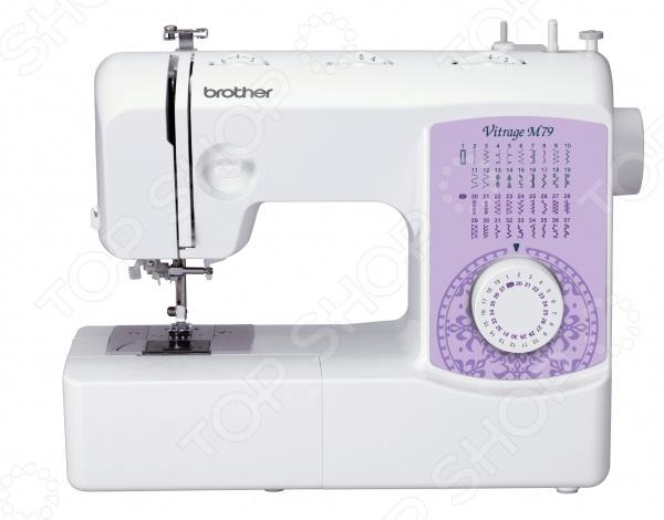 Швейная машина Brother VitrageM79 brother m79