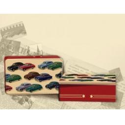 фото Набор подарочный: фляга и стопки Феникс-Презент «Автомобили»