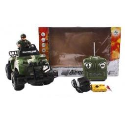 фото Машина на радиоуправлении Shantou Gepai «Военный джип»