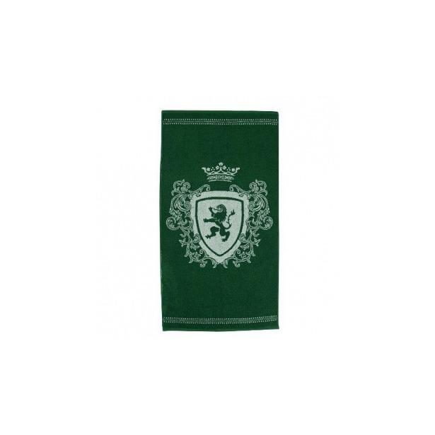 фото Полотенце махровое Cool Bravery. Цвет: темно-зеленый. Размер полотенца: 60х130 см