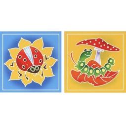 Купить Набор для росписи ткани RTO BK-021/022