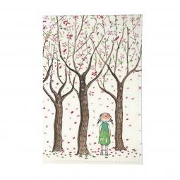 фото Визитница Mitya Veselkov «Цветущие яблони»