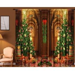 Купить Тюль «Новогодняя ночь»