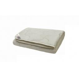 фото Одеяло стеганое из шерсти козы Домашний уют