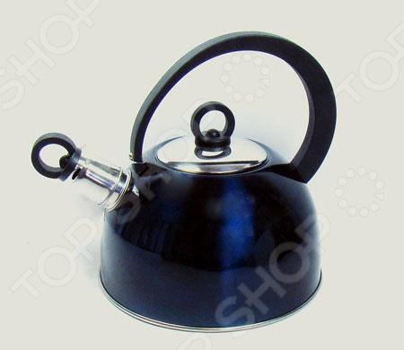 Чайник металлический Mayer&amp;amp;Boch MB-3227Чайники со свистком и без свистка<br>Чайник металлический Mayer Boch 3227 представляет собой великолепный образец кухонной утвари, без которой не может сегодня обойтись ни одна хозяйка. Чайник изготовлен из высококачественного металла. Отличается замечательным лако-красочным покрытием, обеспечивающей исключительный внешний вид, который добавляет яркости на вашу кухню. Корпус чайника обладает отличной теплопроводимостью, равномерно распределяют тепло по всей его поверхности и существенно сокращает время закипания воды.<br>