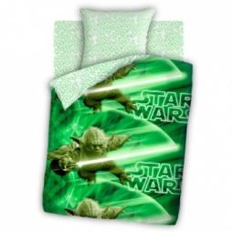 Купить Детский комплект постельного белья Звездные войны «Мастер Йода»
