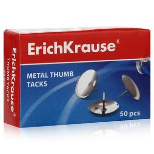 Купить Кнопки канцелярские Erich Krause 7851