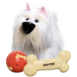 фото Игрушка интерактивная мягкая IMC toys «Собака Бакстер»