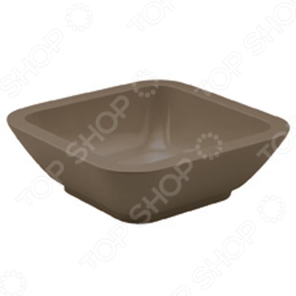 Миска Zak!designs Идеальная форма неотъемлемый предмет на вашей кухне. Выполненная из высококачественных материалов, миска готова прослужить долгое время. Она прекрасно смотрится на любой кухне. Удобная конструкция дает возможность максимально компактно хранить и перевозить посуду. Миска со сглаженными гранями и углами удобнее в использовании и просто безопаснее. Эта замечательная миска имеет стороны длиной 15 см, выполнена она из прочного пластика и может мыться в посудомойке.