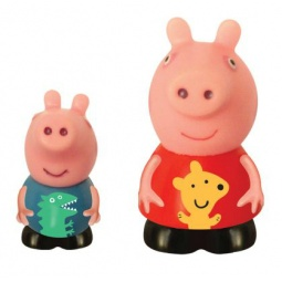 фото Набор фигурок-игрушек Росмэн «Пеппа и Джордж»