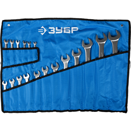 Купить Набор ключей комбинированных Зубр «Мастер» 27087-H12