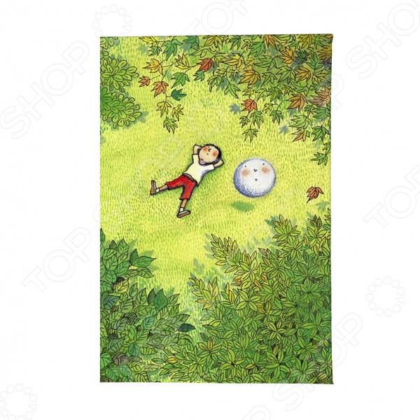 Обложка для паспорта Mitya Veselkov «Карапуз и снежок» обложка для автодокументов mitya veselkov карапуз и снежок