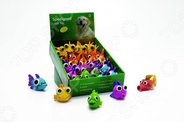 Игрушка для собак Beeztees «Рыбка». В ассортименте игрушка для собак beeztees ослик 619691