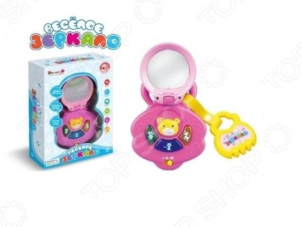 фото Игрушка музыкальная Zhorya «Веселое зеркало», Музыкальные игрушки для малышей