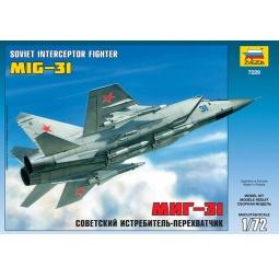 """Купить Подарочный набор Звезда самолет """"МиГ-31"""""""