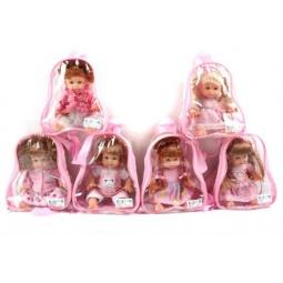 фото Кукла Shantou Gepai в рюкзаке 0803-13. В ассортименте