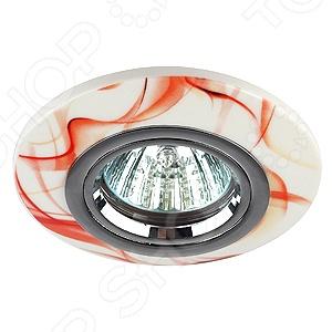 Светильник светодиодный встраиваемый Эра DK62 CH/WH/RСпоты встраиваемые<br>Светильник светодиодный встраиваемый Эра DK62 CH WH R это маленький светильник, подходящий для комнат с натяжными и подвесными потолками, арками и стенными конструкциями. Такой светильник помогает расставить акценты в интерьере, точечно подсвечивая дизайнерский предмет или рабочую зону. Комбинируя разное количество и расположение встраиваемых светильников, вы добьетесь уникального интерьера, созданного точно под ваши потребности.  Оригинально смоделированный каркас и плафон;  Плафон выполнен из хрусталя;  Основание изготовлено из металла.<br>