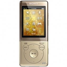 фото MP3-плеер SONY NWZ-E473. Цвет: золотистый