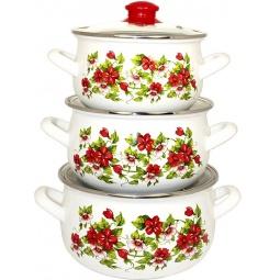 фото Набор посуды Interos 2520 «Барбарис»