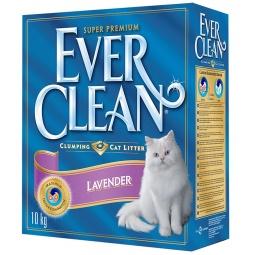 фото Наполнитель для кошачьего туалета Ever Clean Lavender 29900. Вес упаковки: 10 кг