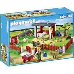 фото Конструктор игровой Playmobil «Ветеринарная клиника: Уход за животными»