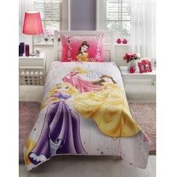 фото Покрывало детское TAC Princess happily ever after