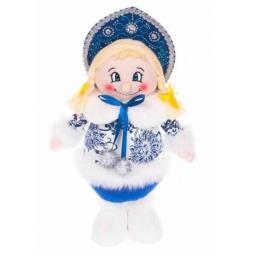 фото Игрушка новогодняя Новогодняя сказка «Снегурочка» 972013. В ассортименте