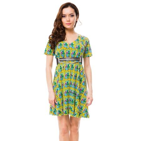Купить Платье Mondigo 8647. Цвет: желтый