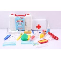 фото Игровой набор для мальчика PlaySmart «Набор доктора»