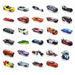 фото Машинка игрушечная Mattel Серия базовых моделей автомобилей. В ассортименте.