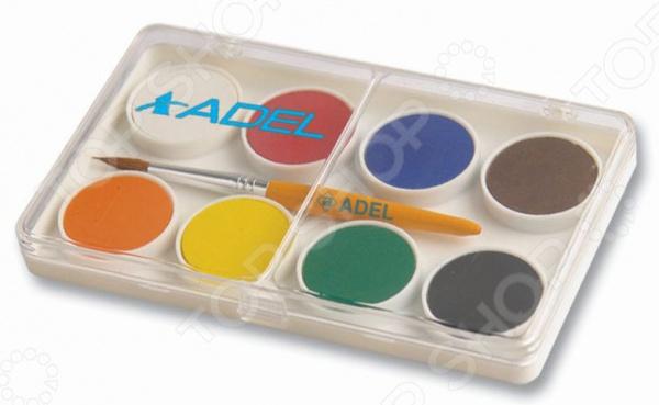 Краски акварельные ADEL 229-0911-000