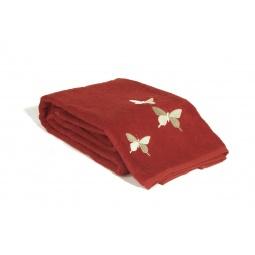 фото Полотенце Tete-a-Tete махровое Т-МП-6200. Размер: 70х140 см. Цвет: красный