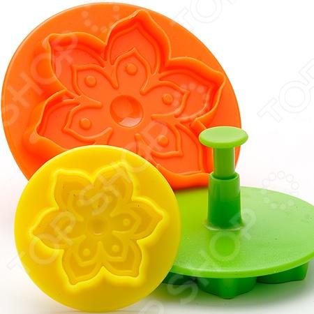 Формочки для печенья Mayer&Boch MB-24014 «Цветок» формочки для печенья zenker