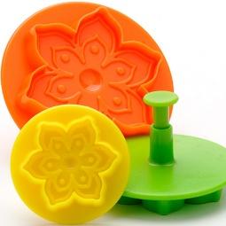 фото Формочки для печенья Mayer&Boch MB-24014 «Цветок»