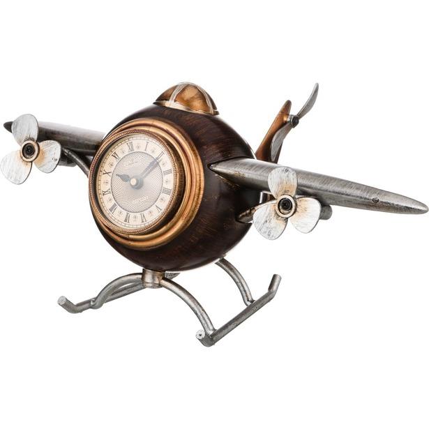 Настольные часы в виде самолета купить купить часы морис лакруа в швейцарии