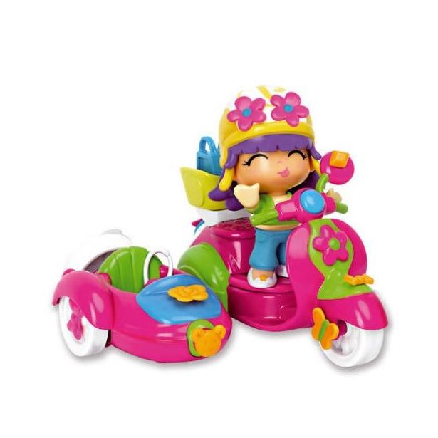 фото Кукла с аксессуарами Famosa Пинипон-мотоциклист
