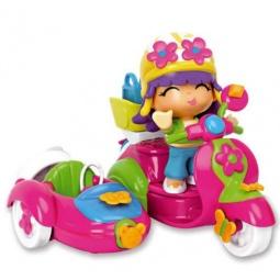 Купить Кукла с аксессуарами Famosa Пинипон-мотоциклист