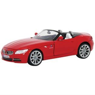 Купить Модель автомобиля 1:24 Motormax BMW Z4 Roadster 2010. В ассортименте