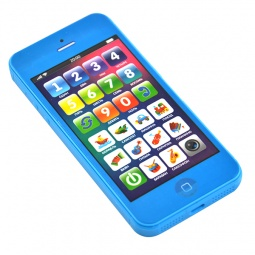 фото Смартфон игрушечный обучающий PlaySmart Р41366