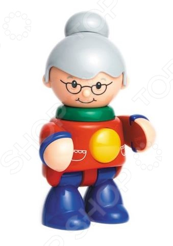 фото Игрушка развивающая Tolo Toys Бабушка, Другие развивающие игрушки и игры
