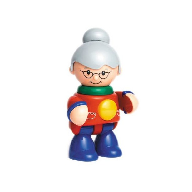 фото Игрушка развивающая Tolo Toys Бабушка