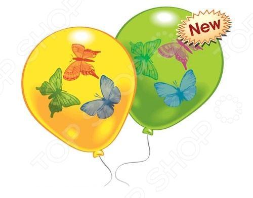 Набор надувных шариков Everts «Бабочки»