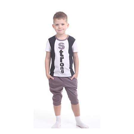 Купить Комплект для мальчика: футболка и бриджи Свитанак 606454