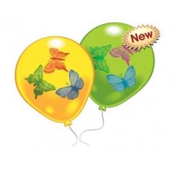 Купить Набор надувных шариков Everts «Бабочки»