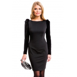 фото Платье Mondigo 5071. Цвет: черный