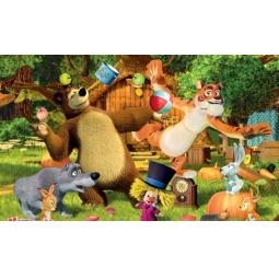 фото Пазл 560 элементов Step Puzzle Маша и Медведь